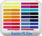 Reactive VS Dyes